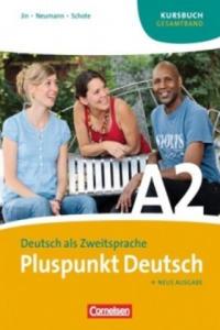 Kursbuch + Arbeitsbuch, m. Audio-CD (Lektion 1-14), 2 Tle. - 2827065003