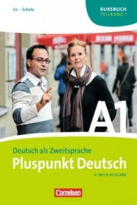 Kursbuch + Arbeitsbuch, m. Audio-CD (Lektion 1-7), 2 Tle. - 2862318632