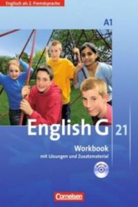 1. Lernjahr, Workbook m. Audio-CD und Zusatzmaterial - 2862275711