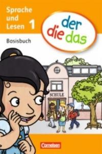1. Schuljahr - Basisbuch Sprache und Lesen - 2826844706