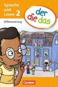 2. Schuljahr, Sprache und Lesen. Differenzierung - 2826809952