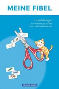 Grundübungen zur Vorbereitung auf das Lesen-/Schreibenlernen - 2856483344