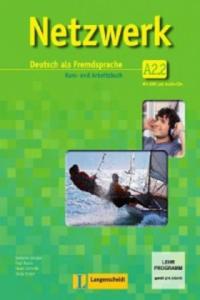 Kurs- und Arbeitsbuch, m. 2 Audio-CDs u. 1 DVD - 2826644725