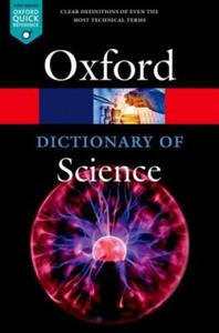 DICTIONARY OF SCIENCE 7E PAPERBACK - 2854521688