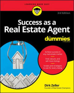 Success as a Real Estate Agent For Dummies - 2904095847