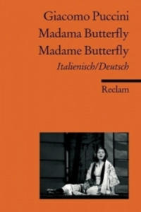 Madama Butterfly / Madame Butterfly