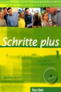Kursbuch + Arbeitsbuch, m. Audio-CD - 2826704041