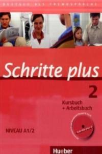Kursbuch + Arbeitsbuch, m. Audio-CD zum Arbeitsbuch - 2826952338