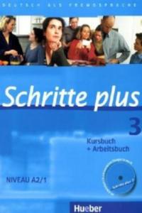 Kursbuch + Arbeitsbuch, m. Audio-CD zum Arbeitsbuch - 2826750170