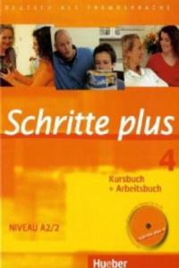 Kursbuch + Arbeitsbuch, m. Audio-CD - 2826688238