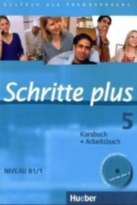 Kursbuch + Arbeitsbuch, m. Audio-CD zum Arbeitsbuch - 2826685510