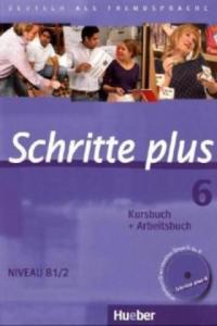 Kursbuch + Arbeitsbuch, m. Audio-CD zum Arbeitsbuch - 2826687590