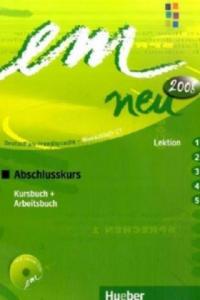 Kursbuch und Arbeitsbuch (Lektion 1-5), m. Audio-CD - 2827024786