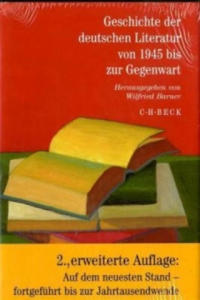 Geschichte der deutschen Literatur von 1945 bis zur Gegenwart - 2849849215