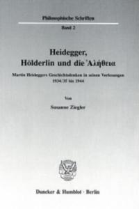 Heidegger, Hölderlin und die Aletheia - 2859253874