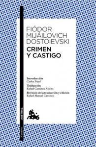 Crimen y castigo - 2889344790