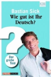 Wie gut ist Ihr Deutsch? - 2826743014
