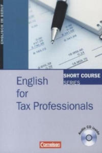 English for Tax Professionals, w. Audio-CD - 2854188581