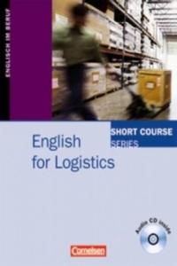 English for Logistics, m. Audio-CD - 2826626642