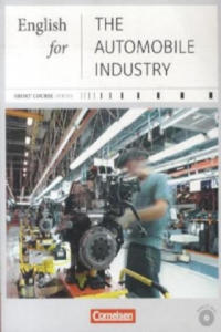 English for the Automobile Industry, Kursbuch mit Audio-CD - 2826639066