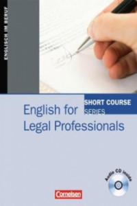 English for Legal Professionals, m. Audio-CD - 2826711311