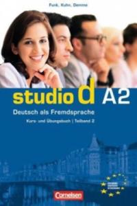 Kurs- und Übungsbuch, m. Lerner-Audio-CD. Tl.2 - 2854579732