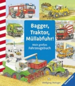 Bagger, Traktor, Müllabfuhr! - 2859215131