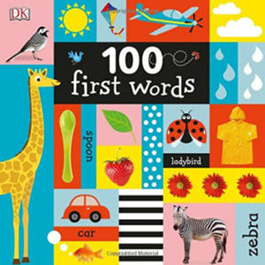 100 First Words - 2854525249