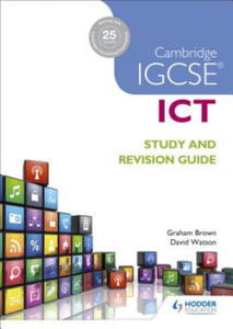 Cambridge IGCSE ICT Study and Revision Guide - 2902829314
