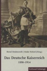 Das Deutsche Kaiserreich 1890-1914 - 2826903334