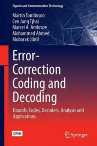 Error-Correction Coding and Decoding - 2854520637