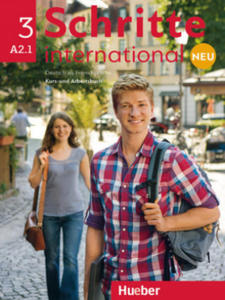 Schritte international Neu 3. Kursbuch + Arbeitsbuch + CD zum Arbeitsbuch - 2846572704