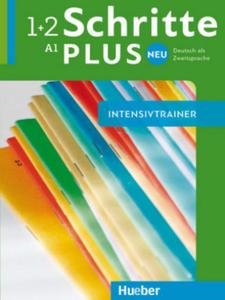 Schritte plus Neu 1+2. Intensivtrainer mit Audio-CD - 2845523585