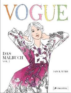 VOGUE - Das Malbuch Vol. 2 - 2852175991