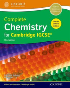 Complete Chemistry for Cambridge IGCSE (R) Student Book - 2854532390