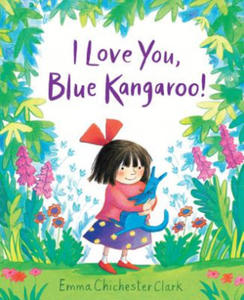 I Love You, Blue Kangaroo! - 2854190681