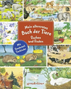 Mein allererstes Buch der Tiere - Suchen und finden - 2846349482
