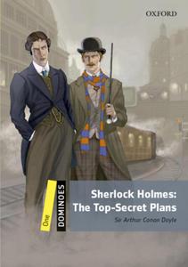Dominoes: One: Sherlock Holmes: The Top-Secret Plans Audio Pack - 2862167253