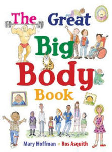 Great Big Body Book - 2877338969