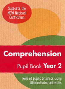 Year 2 Comprehension Pupil Book - 2880458797