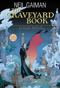 The Graveyard Book Graphic Novel Single Volume - 2903942611