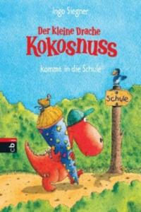 Der kleine Drache Kokosnuss kommt in die Schule - 2826968431