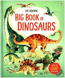 Big Book of Dinosaurs - 2874894102