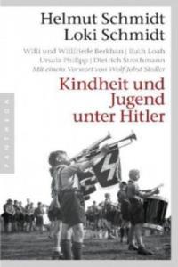 Kindheit und Jugend unter Hitler - 2826802013