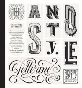 Handstyle Lettering - 2852493753