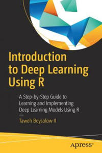 Introduction to Deep Learning Using R - 2878614201