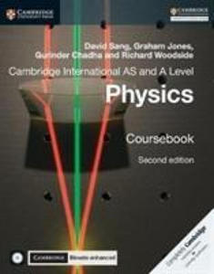 Cambridge International AS and A Level Physics Coursebook with CD-ROM and Cambridge Elevate Enhanced Edition (2 Years) - 2862282400