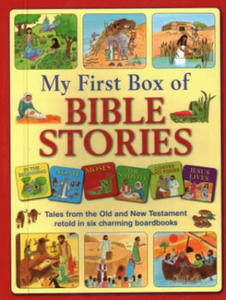 My First Box of Bible Stories - 2903143612