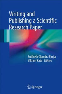 Writing and Publishing a Scientific Research Paper - 2862020316