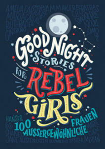 Good Night Stories for Rebel Girls - 2849854941
